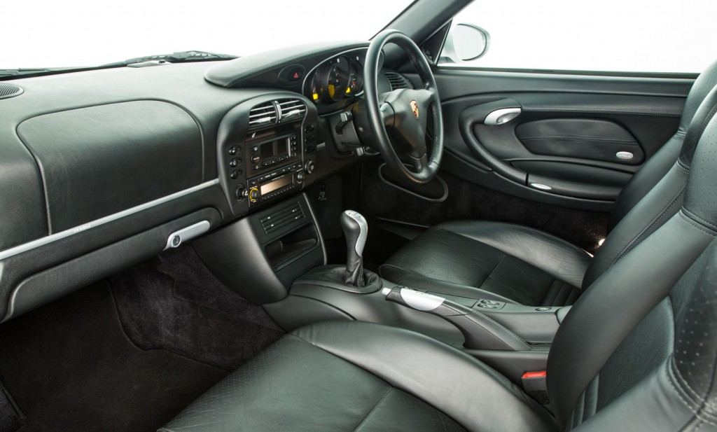 Porsche 911 GT2 For Sale - Interior 2