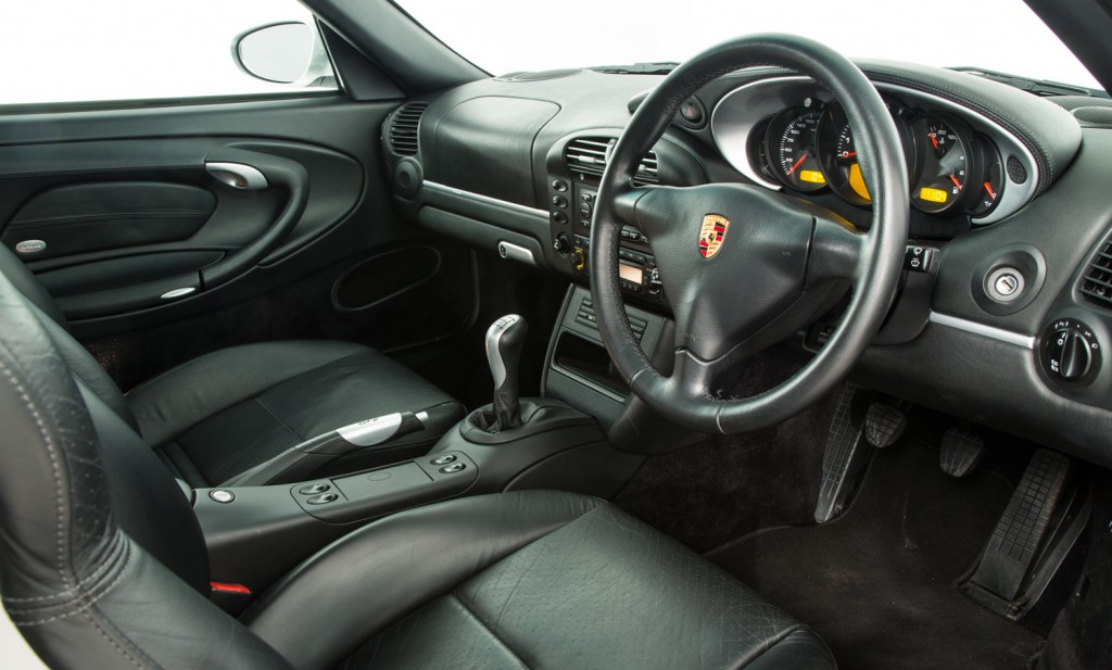 Porsche 911 GT2 For Sale - Interior 3