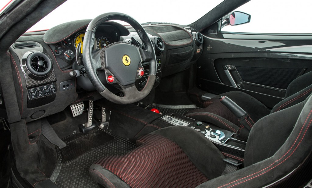 Ferrari F430 Scuderia For Sale - Interior 3