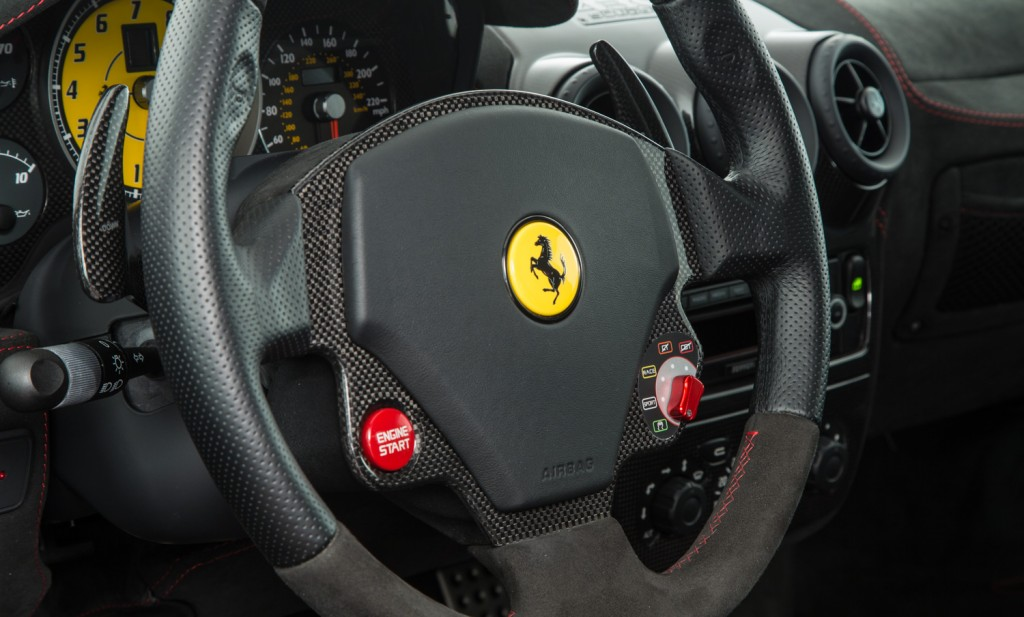 Ferrari F430 Scuderia For Sale - Interior 4