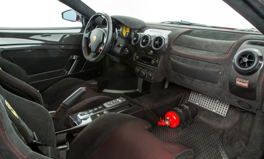 Ferrari F430 Scuderia For Sale - Interior 2