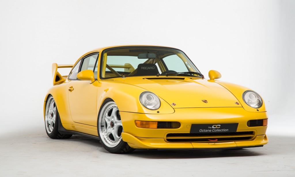 Porsche 993 Carrera Cup