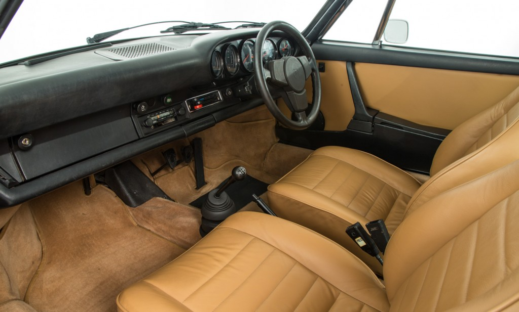 Porsche 911 Carrera 2.7 MFI For Sale - Interior 3