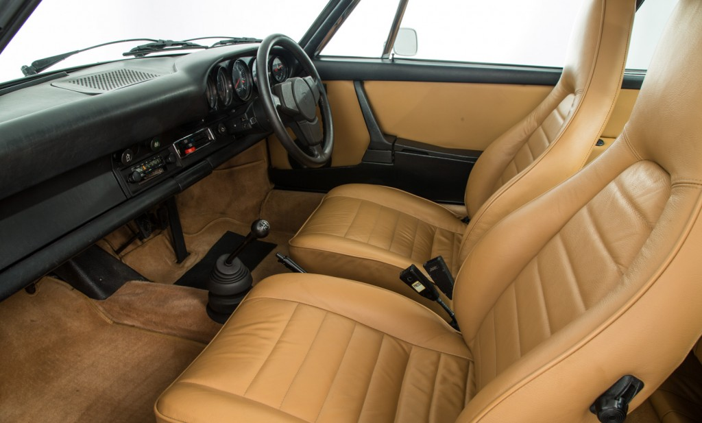 Porsche 911 Carrera 2.7 MFI For Sale - Interior 2