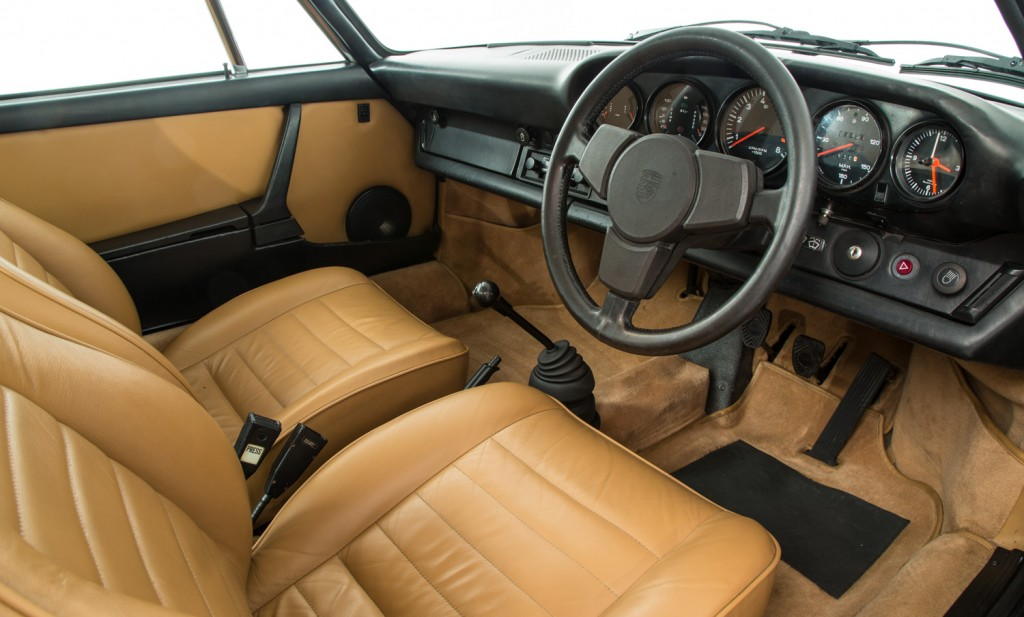 Porsche 911 Carrera 2.7 MFI For Sale - Interior 1