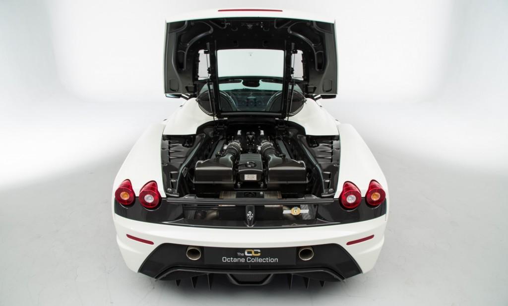 Ferrari 16M Scuderia For Sale - Engine and Transmission 1