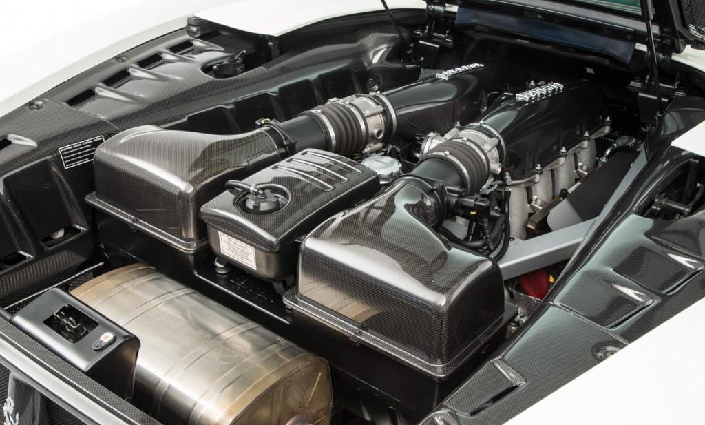 Ferrari 16M Scuderia For Sale - Engine and Transmission 3