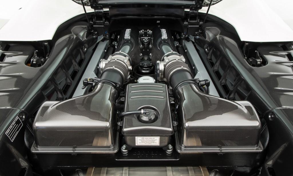 Ferrari 16M Scuderia For Sale - Engine and Transmission 2