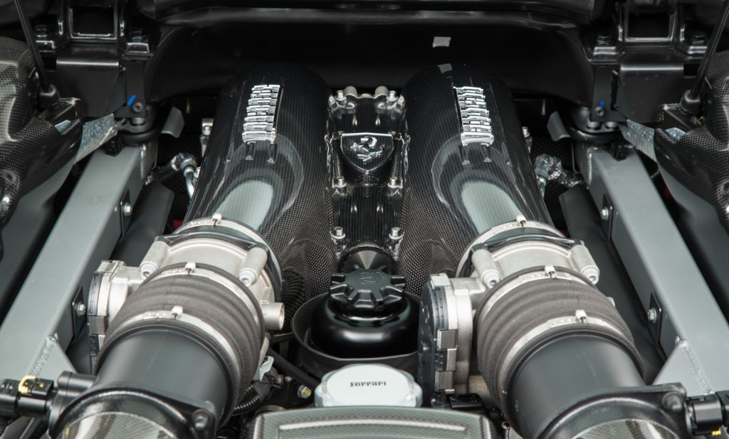 Ferrari 16M Scuderia For Sale - Engine and Transmission 6