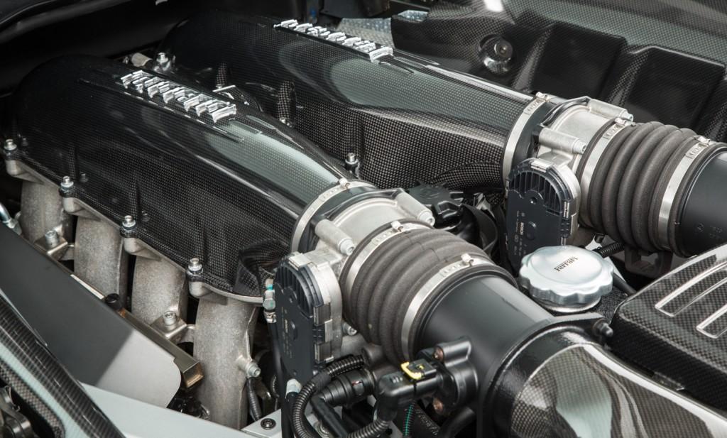 Ferrari 16M Scuderia For Sale - Engine and Transmission 5