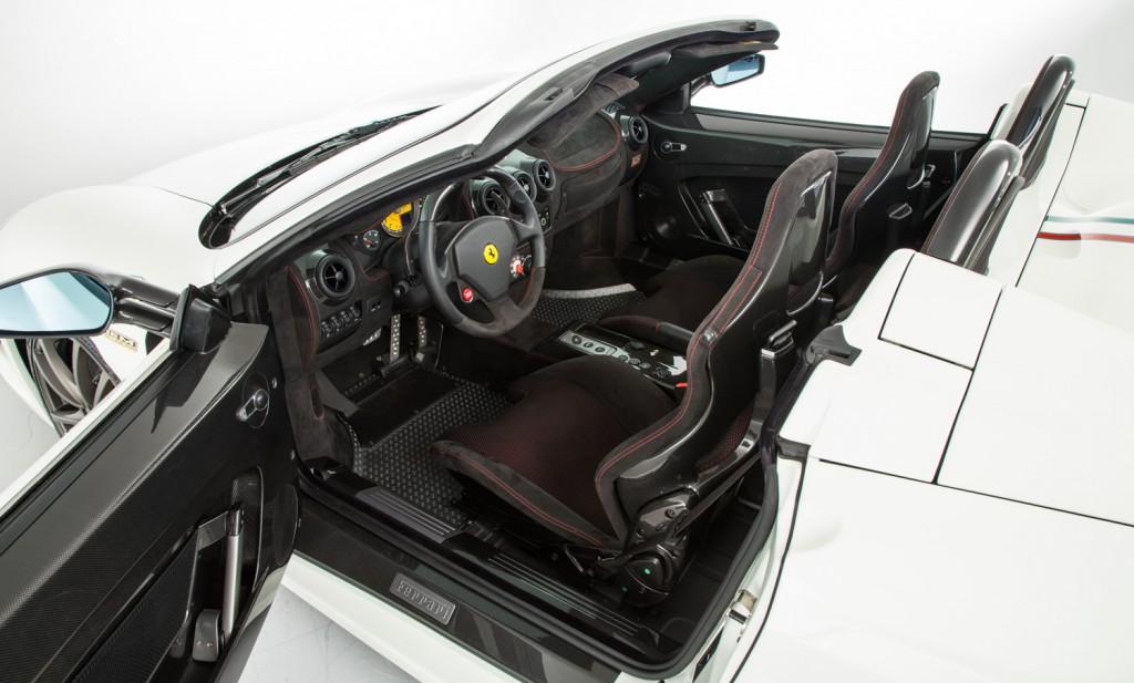 Ferrari 16M Scuderia For Sale - Interior 1