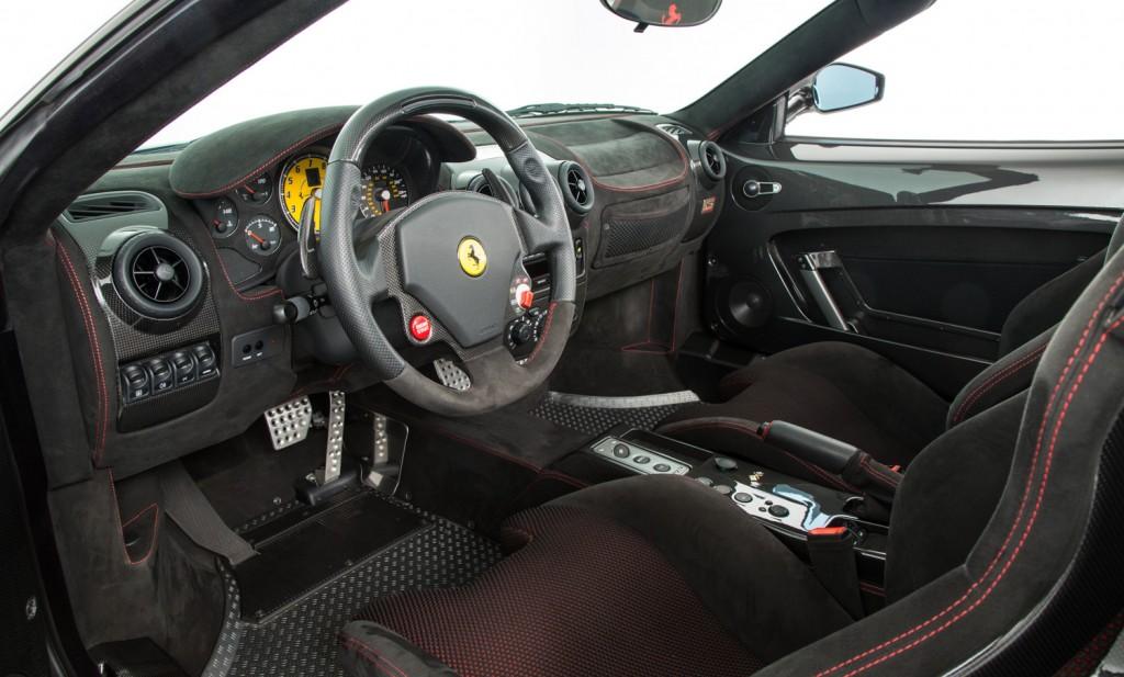 Ferrari 16M Scuderia For Sale - Interior 3