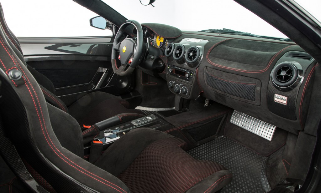 Ferrari 16M Scuderia For Sale - Interior 5
