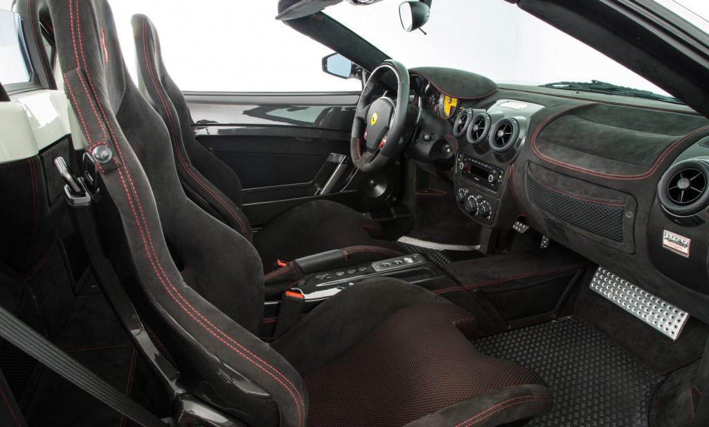 Ferrari 16M Scuderia For Sale - Interior 2