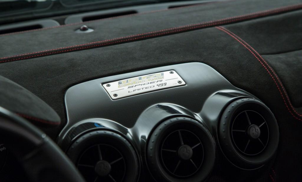 Ferrari 16M Scuderia For Sale - Interior 7