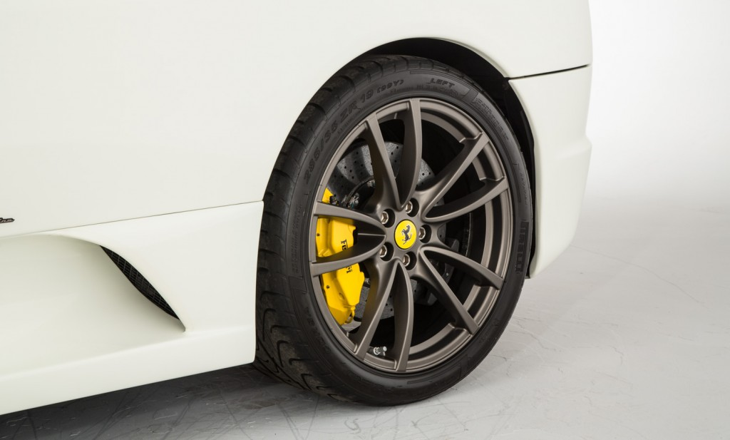 Ferrari 16M Scuderia For Sale - Wheels, Brakes and Tyres 2