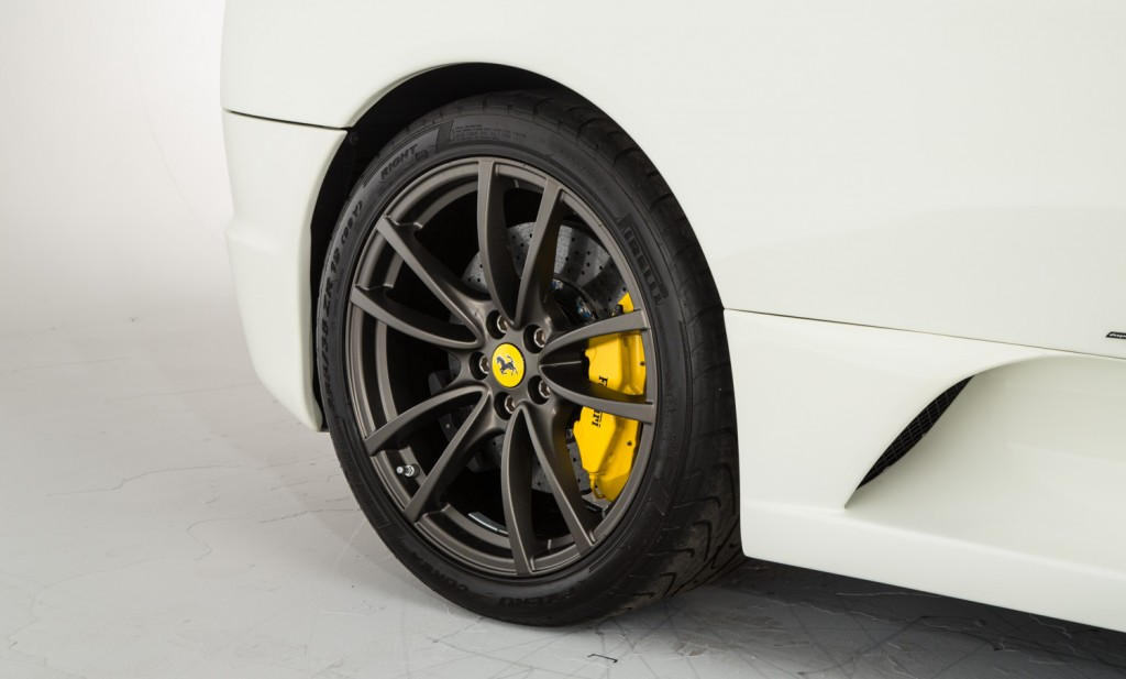 Ferrari 16M Scuderia For Sale - Wheels, Brakes and Tyres 4