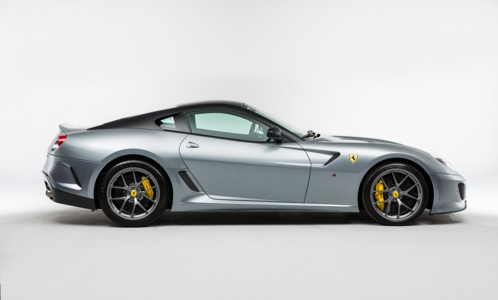 Ferrari 599 GTO For Sale - Exterior 1