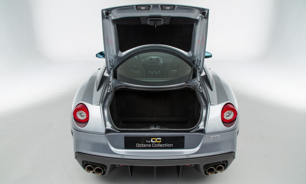 Ferrari 599 GTO For Sale - Interior 7