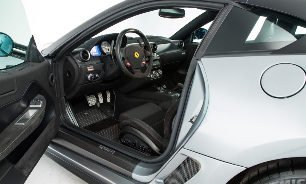 Ferrari 599 GTO For Sale - Interior 1