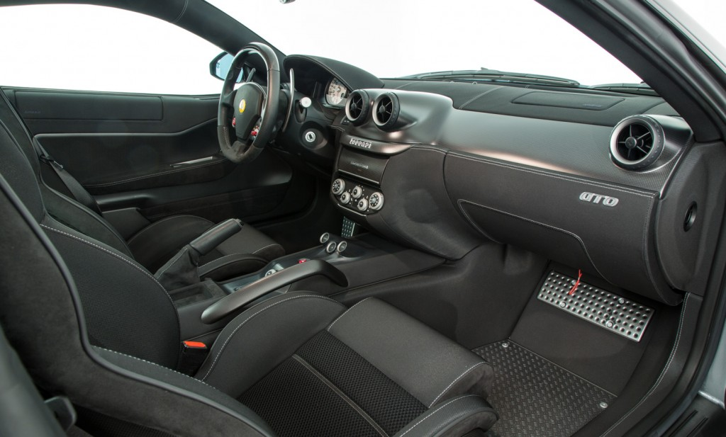 Ferrari 599 GTO For Sale - Interior 3