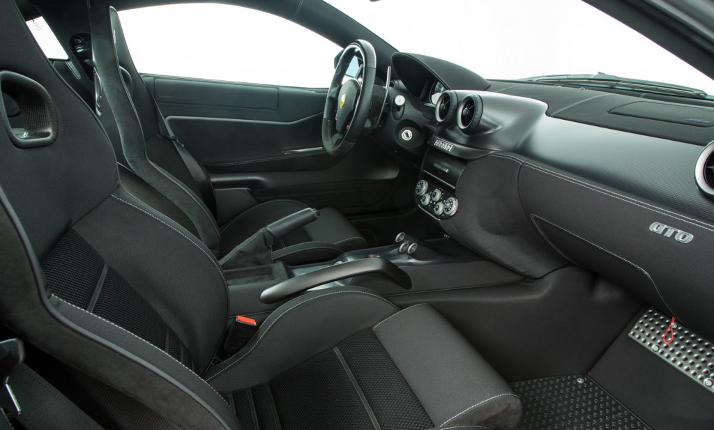 Ferrari 599 GTO For Sale - Interior 2