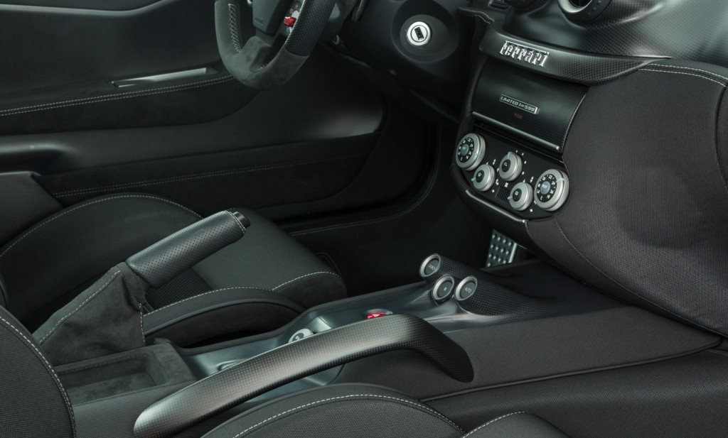 Ferrari 599 GTO For Sale - Interior 5