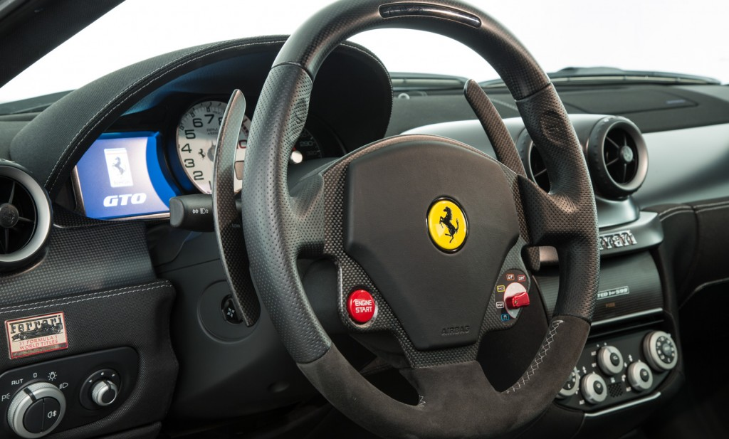 Ferrari 599 GTO For Sale - Interior 6
