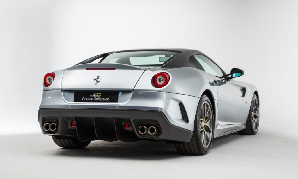 Ferrari 599 GTO For Sale - Exterior 14