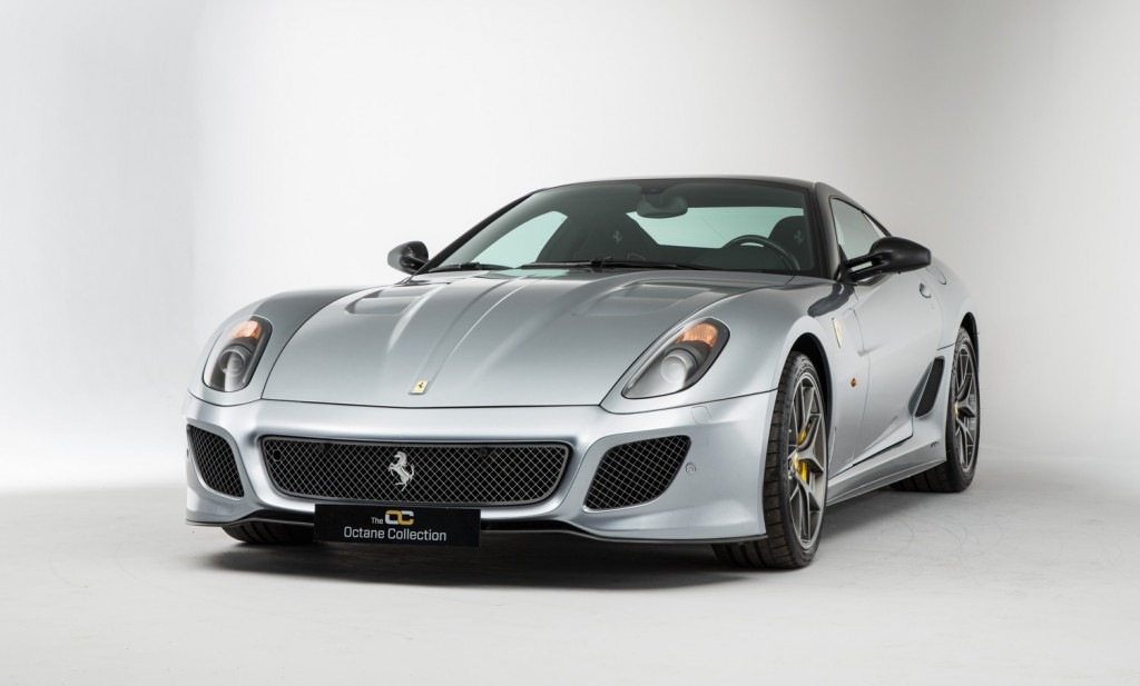 Ferrari 599 GTO For Sale - Exterior 5