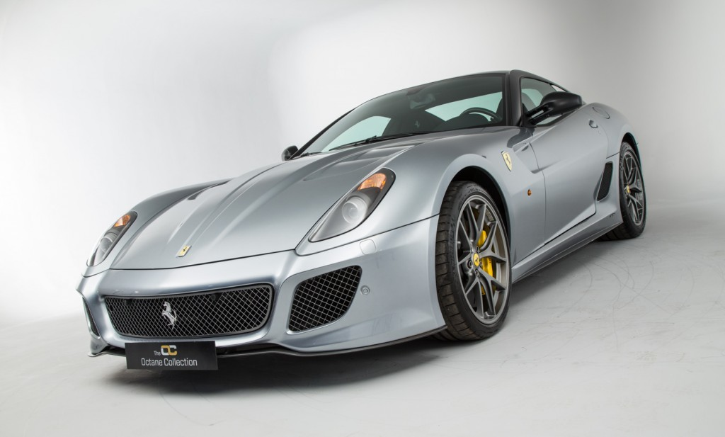 Ferrari 599 GTO For Sale - Exterior 4