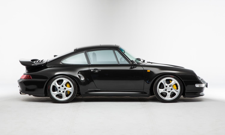 Porsche 993 Turbo S The Octane Collection