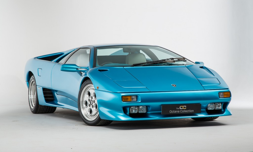 Lamborghini Diablo VT