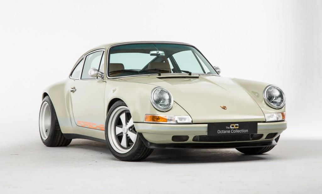 Porsche 911 by Theon