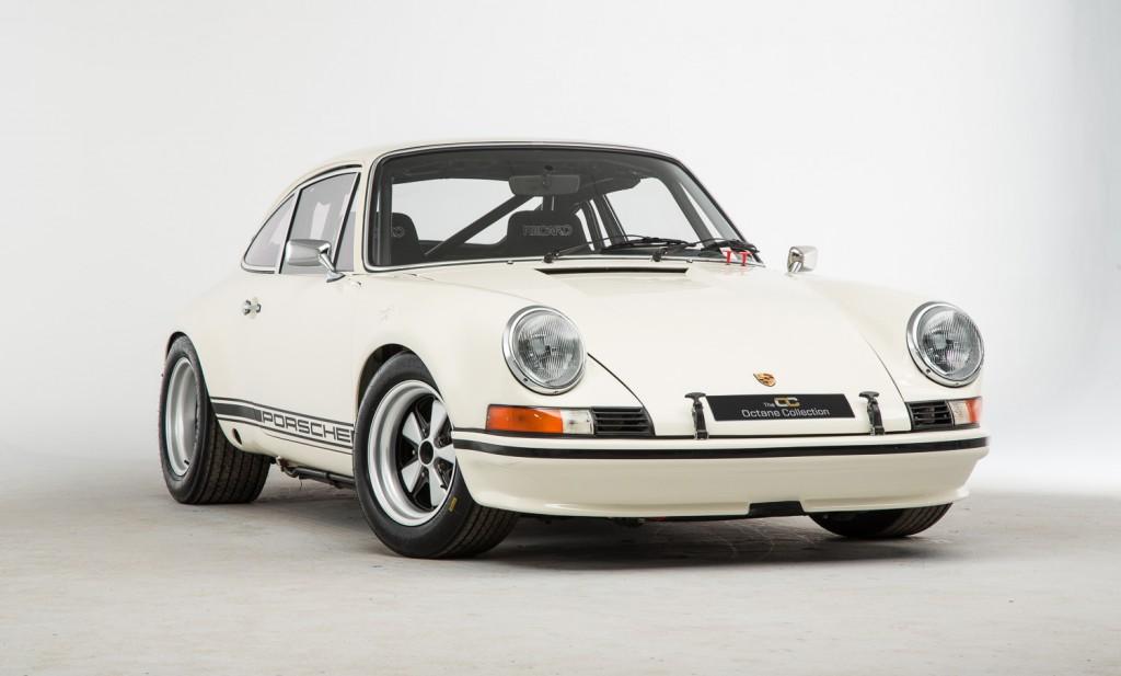 Porsche 911 2.4 S to S/T Spec