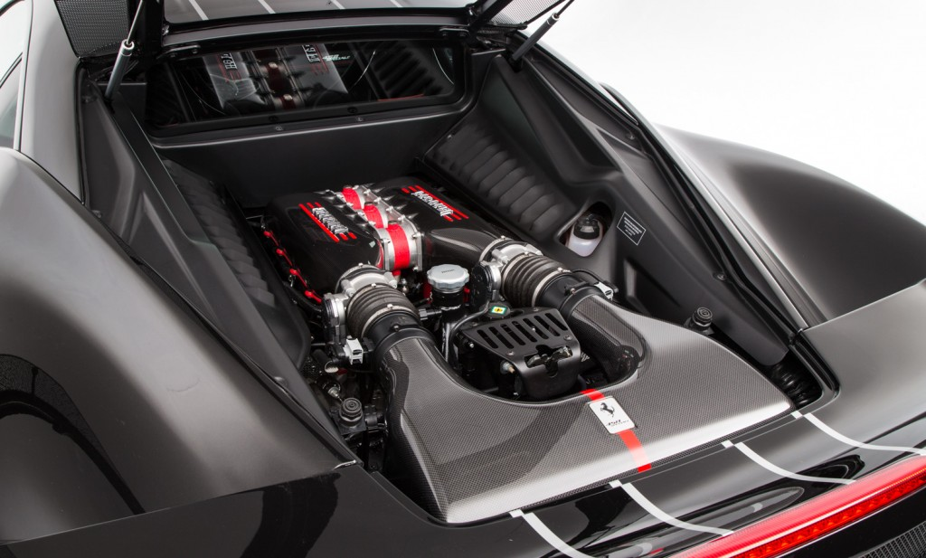 Ferrari 458 Speciale For Sale - Engine and Transmission 1