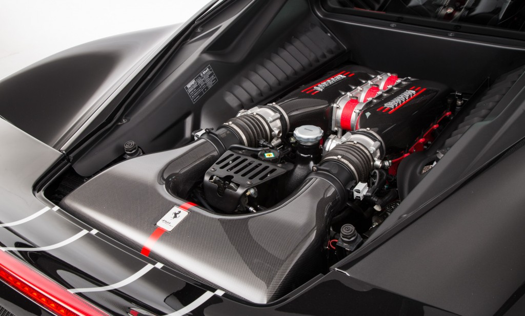 Ferrari 458 Speciale For Sale - Engine and Transmission 4