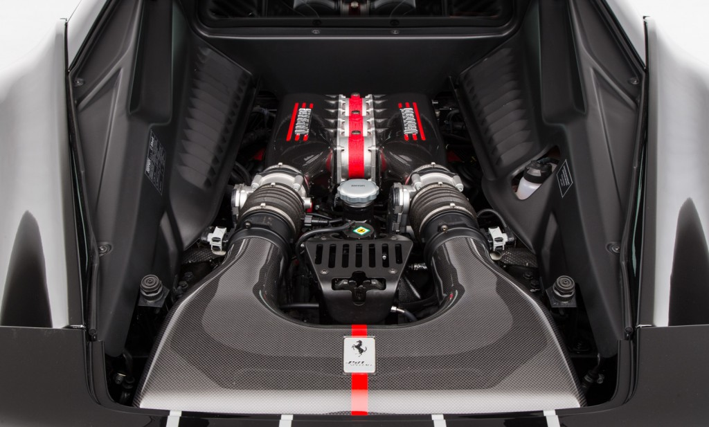 Ferrari 458 Speciale For Sale - Engine and Transmission 5