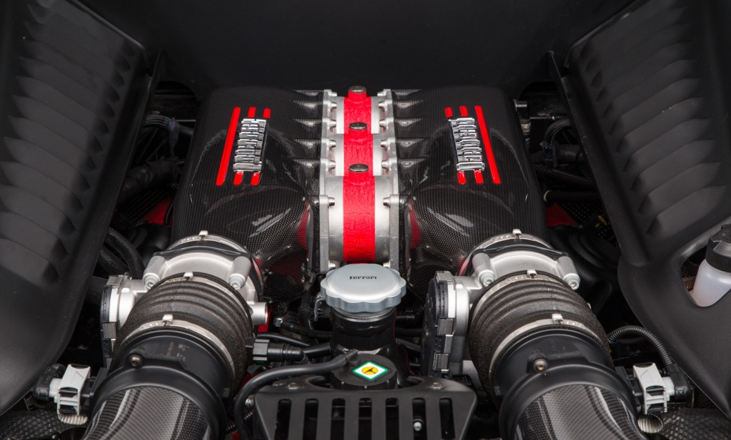 Ferrari 458 Speciale For Sale - Engine and Transmission 6