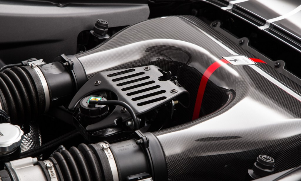 Ferrari 458 Speciale For Sale - Engine and Transmission 8