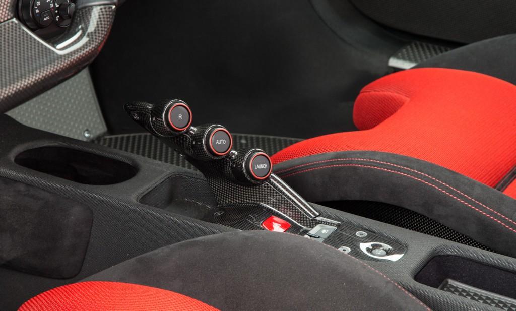 Ferrari 458 Speciale For Sale - Interior 3