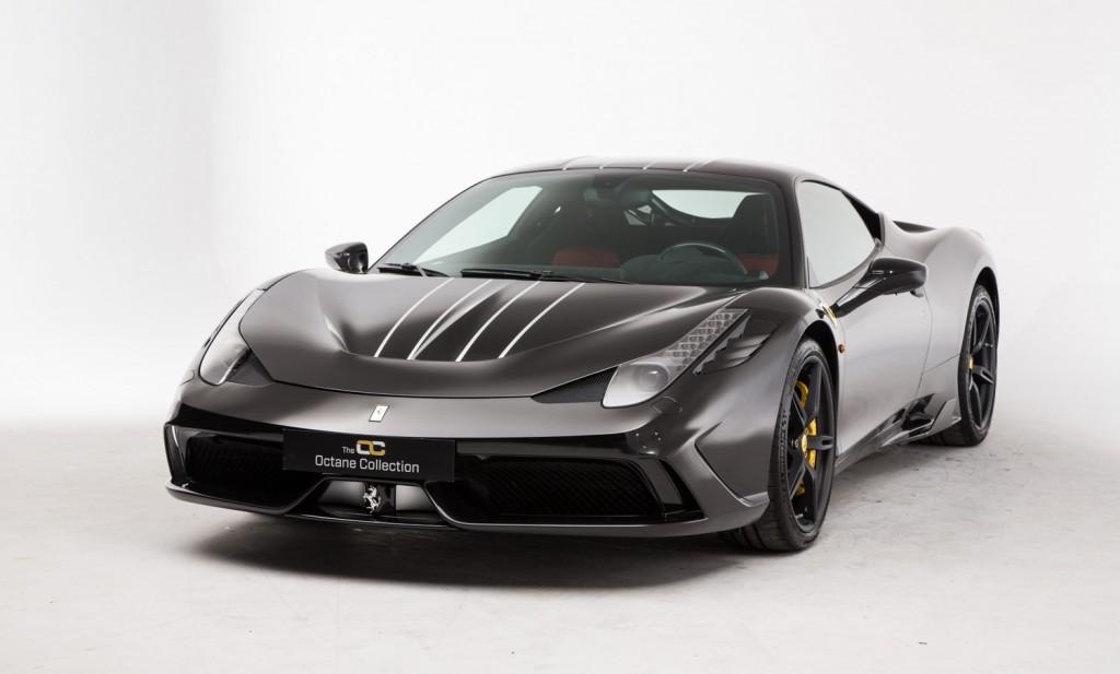 Ferrari 458 Speciale For Sale - Exterior 3
