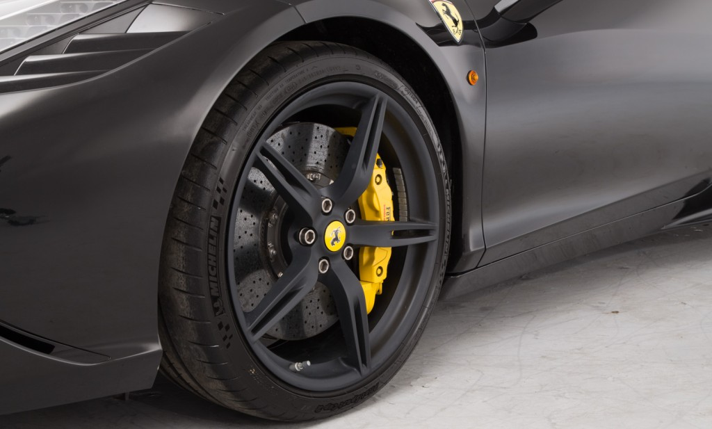 Ferrari 458 Speciale For Sale - Wheels, Brakes and Tyres 1