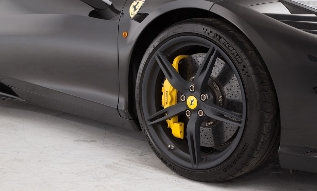 Ferrari 458 Speciale For Sale - Wheels, Brakes and Tyres 3