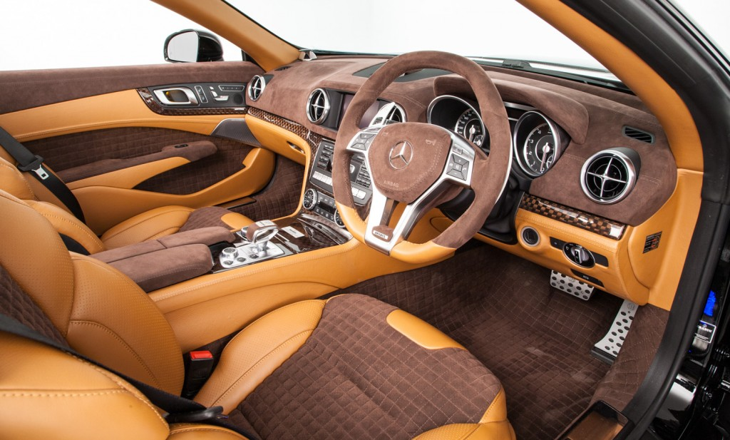 Brabus SL 800 For Sale - Interior 2