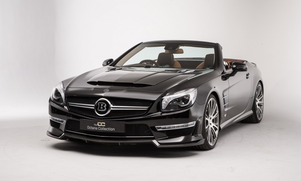 Brabus SL 800 For Sale - Exterior 2