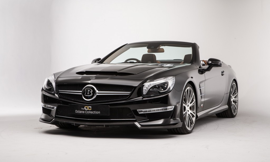 Brabus SL 800 For Sale - Exterior 1