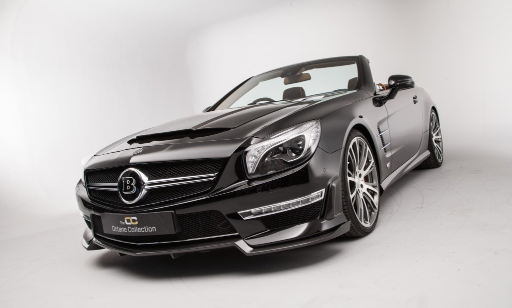 Brabus SL 800 For Sale - Exterior 5