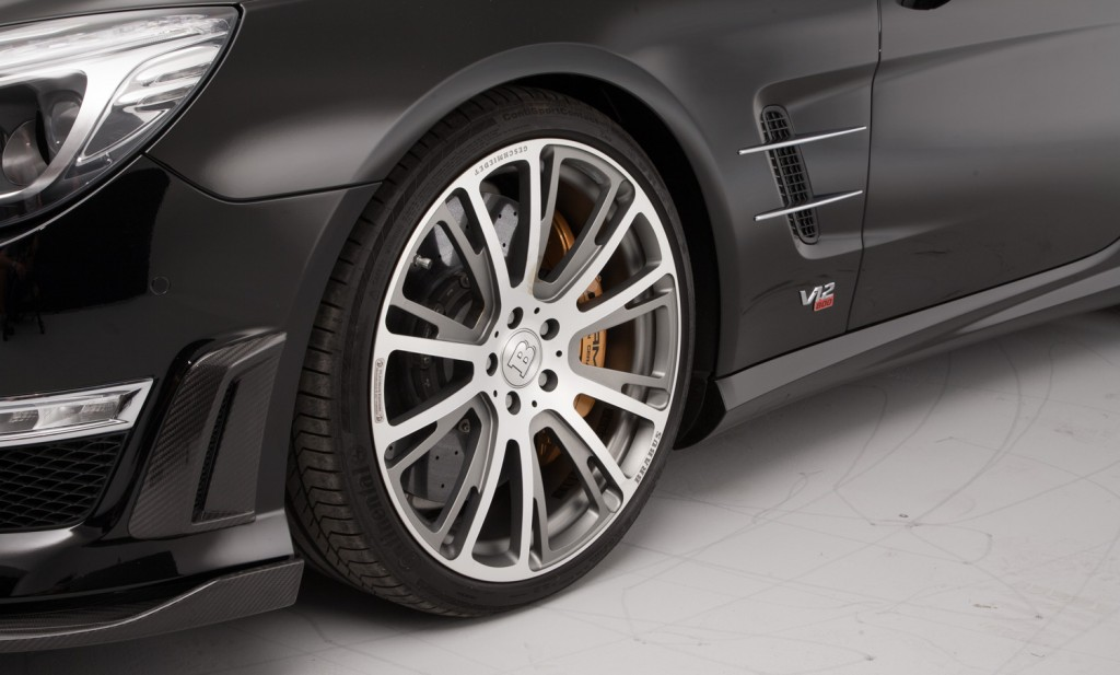 Brabus SL 800 For Sale - Wheels, Brakes and Tyres 1