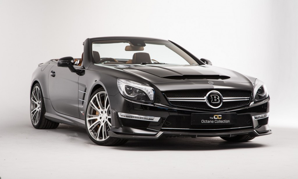 Brabus SL 800 For Sale - Exterior 10